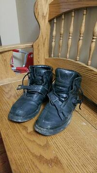 icon motorcycle boots. West Chester, 19382