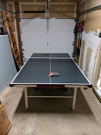 Stiga Ping Ping (Table Tennis) Table Centreville, 20121