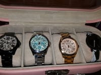 Fossil and Nixon watches for sale Windsor, N8T 3H4