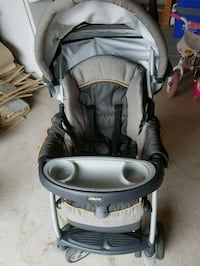 Stroller-Chicco key fit 30  621 km