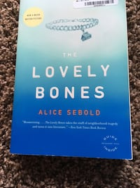Lovely Bones by Alice Sebold New Paperback Indianapolis, 46260