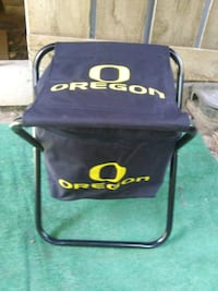 U of O Folding Chair