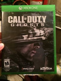 Xbox one call of duty ghosts case Niagara-on-the-Lake, L0S 1T0