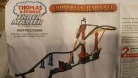 Thomas the Train shipwreck rails set and more all for $50 Olney