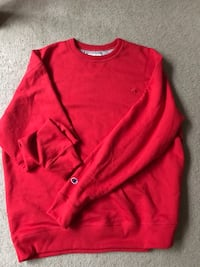 Red champion sweater Coquitlam, V3B
