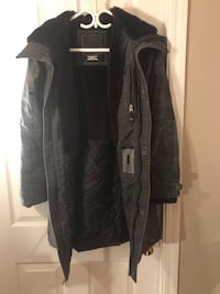 Women's small TNA faux-fur lined winter coat Burnaby, V5H 2R6