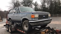 Ford - Bronco - 1991 Mount Airy, 21771