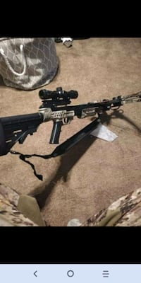 Center point sniper crossbow