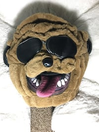 Bulldog mask