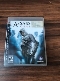 Sony PS3 Assassin's Creed case Atlanta, 30345