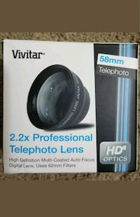 Telephoto Lens Sterling Heights, 48312