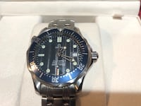 Omega Seamaster Swiss Watch Oakville, L6J