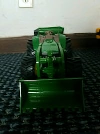 green and black lawn mower Campbell, 44405