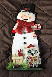 Exterior or interior free standing Christmas Decoration