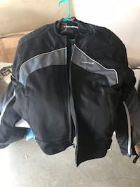 2XL Men's Motorcycle Jacket Salem