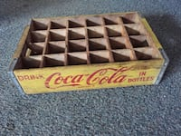 Coca-Cola wooden crate West Donegal, 17022