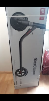 Segway Scooter ES1 ISTANBUL