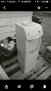 white and gray water dispenser Moss Point, 39563