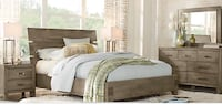 white and gray bed sheet set Hialeah, 33012