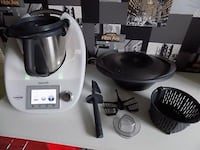Thermomix tm5 neuf complet PARIS