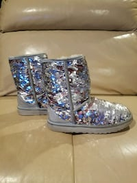 Womens Cosmos Sequin Ugg Boots