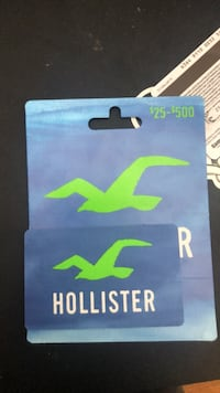 $200 hollister gift card need gone asap