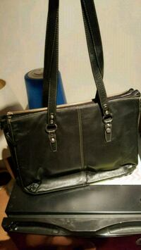 Leather laptop bag Oshawa, L1G 1J1