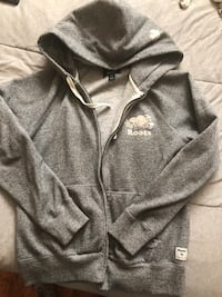 Roots ladies zip up hoodie