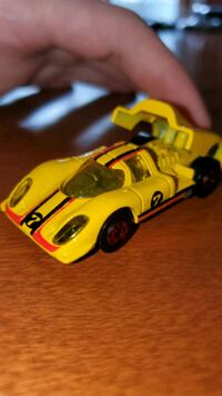 yellow and black car die cast Poughkeepsie, 12603