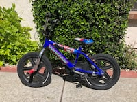 Mongoose Bike 16 inch. Great for ages 4-7 Milpitas, 95035