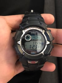 Black G-Shock Watch San Antonio, 78240