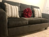 ELEGANT PLUSH SOFA Laurel