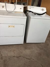 Washer and dryer Phoenix