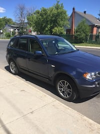BMW - X3 - 2005 Longueuil