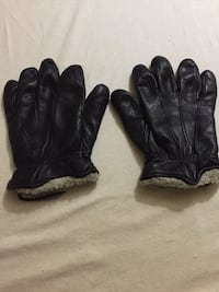 MENS BLACK LEATHER GLOVES Citrus Heights, 95610