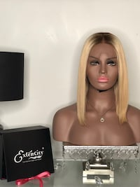 Transparent Lace Wig (T3/#613 Blonde) Burnaby, V5G 3N7