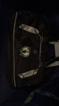 celtics gym bag