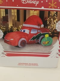 LIGHTING MCQUEEN  INFLATED XMAS OUTDOOR LED. Brampton, L6Z 4B9