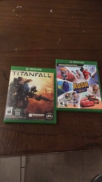 Two xbox one games both in good working condition Winnipeg, R2W 2G9