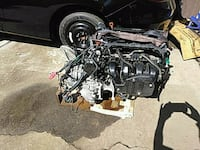 Engine And Transmission For 2015 Honda Accord