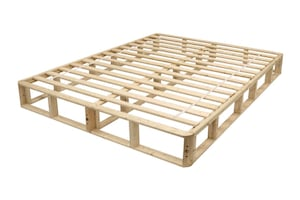 *BRAND NEW* Heavy-Duty Mattress Foundation (with washable cover)