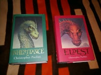 2 books from the inheritance cycle. Burnaby, V5C 6A9