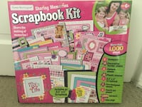 Scrapbook Kit (Never opened) London, N6C 1W8
