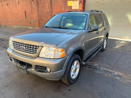 2004 Ford Explorer Limited 4.0 4x4