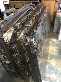Black and gray marble table Lubbock, 79412