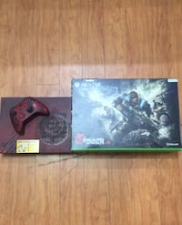 2TB XBOX ONE GEARS OF WAR  Toronto, M1H 2A4
