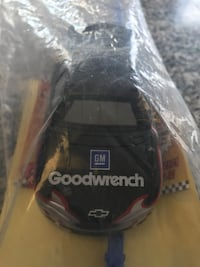 Black goodwrench chevrolet racing car diecast