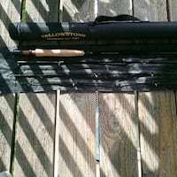 Yellowstone  fly fishing rod Spokane Valley, 99206