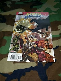 Marvel Avengers No Surrender Issue #678a Part 4 Chicago, 60629