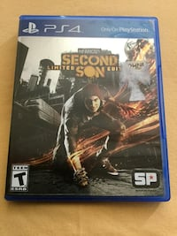 PS4 Infamous Second Son Limited edition / Love Playstation  4  welcome to visit  Alexandria, 22311
